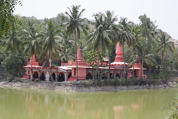 Temple of Ramdara near Loni