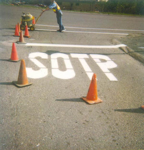 Weekend Fun - Funny things of Africa - Spelling mistake with stop - Sotp