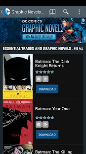 DC Comics - screenshot thumbnail