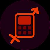 Seks kalkulator
