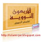 Aplikasi kitab ARBA'IN NAWAWI untuk hp java