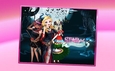 Star Girl: Spooky Styles v3.8 (Mod Money)