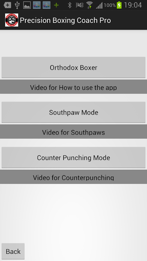 Precision Boxing Coach Supreme- screenshot
