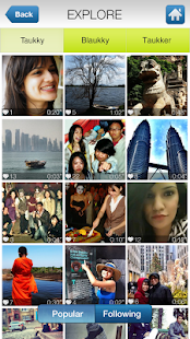 Taukky - where Pics Talk - screenshot thumbnail