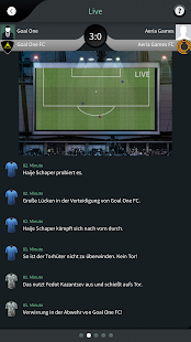 Goal One - DFB Fußball Manager- screenshot thumbnail