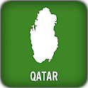 Qatar GPS Map icon