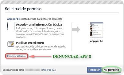 App Facebook QuienVeTuPerfil