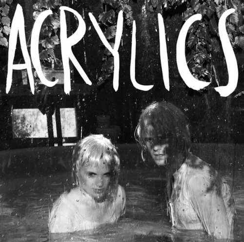 Acrylics lives and treasure review