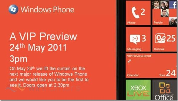 windows phone evento 24 mayo