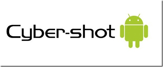 cyber-shot con android