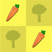 Memory Match-Fruits&Vegetables