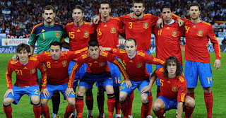 Espagne – Portugal en direct streaming Live
