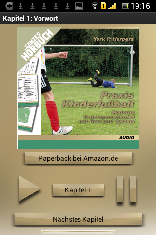 Praxis Kinderfußball - Hörbuch