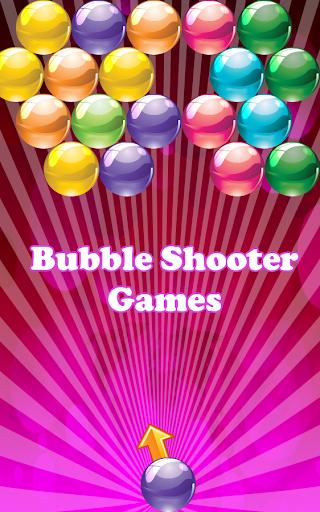 泡泡射擊遊戲