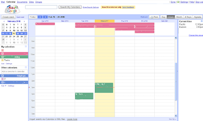 Google Calendar UI Refresh