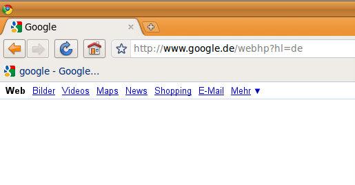 Chrome Dev Update