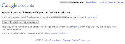 Yahoo OpenID