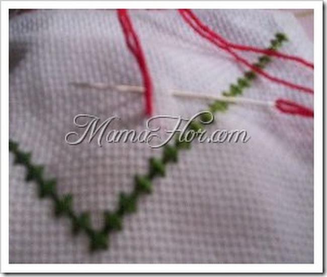 Tips para coser en Punto Cruz