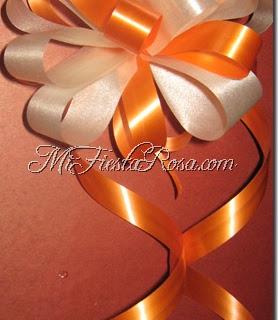 Cinta de agua fiestas cumplea os decoraci n y - Decoracion con cintas de papel ...