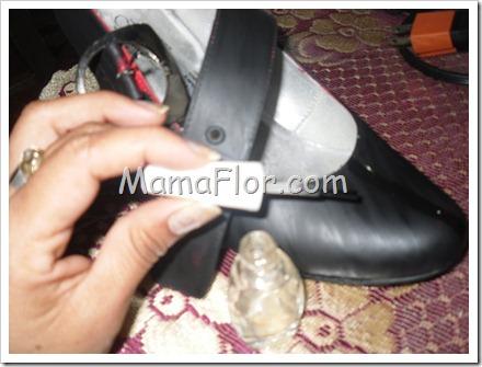 Pintar Zapatos con Pintura Acrílica 607