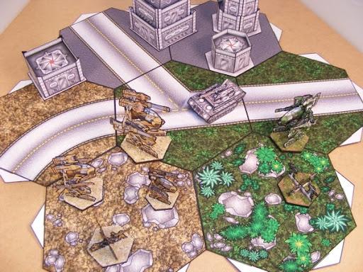 Hex Grid: Battle Tiles Now Available | RPGnet Forums