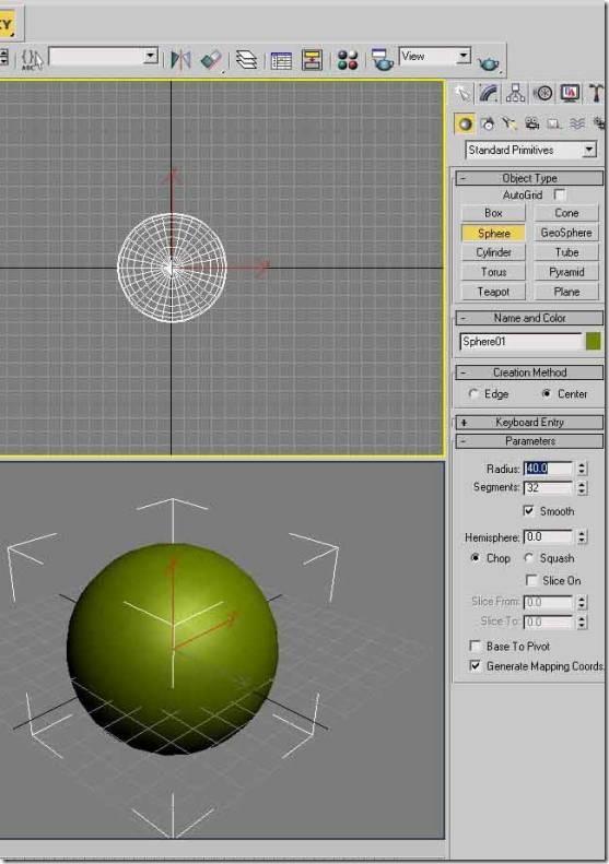 Creating explosions in 3ds max   3d studio max tutorials