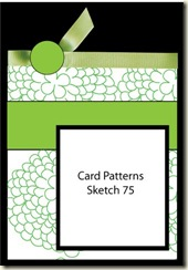 card patterns sketch75
