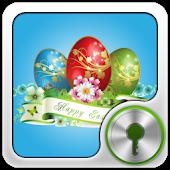 GO Locker Happy Easter Theme