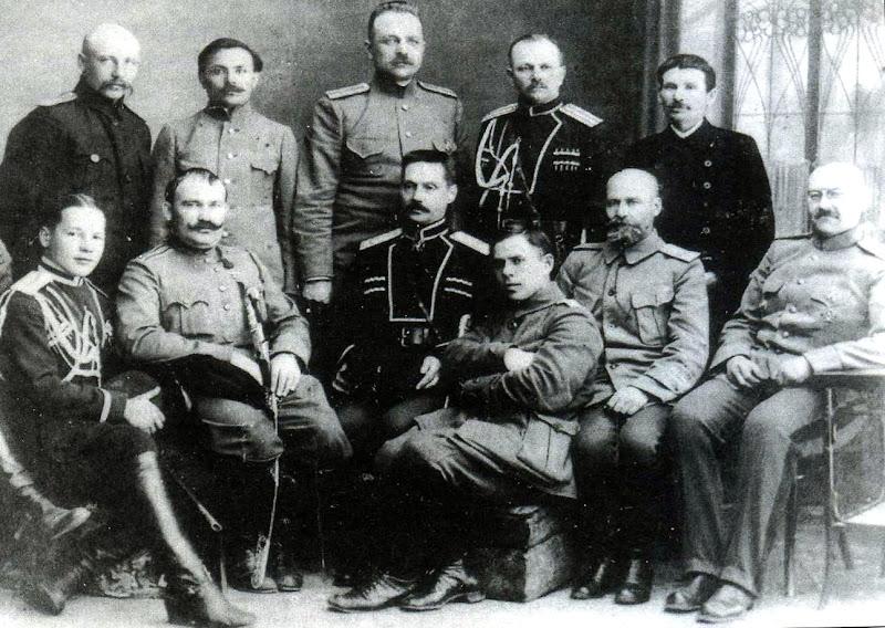 Image result for атаманы гражданской фото