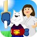 Japanese Kana-Dojo for Kids icon