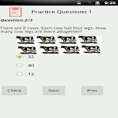 Maths Objective Question