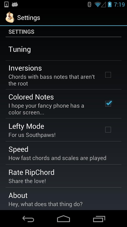 RipChord - screenshot