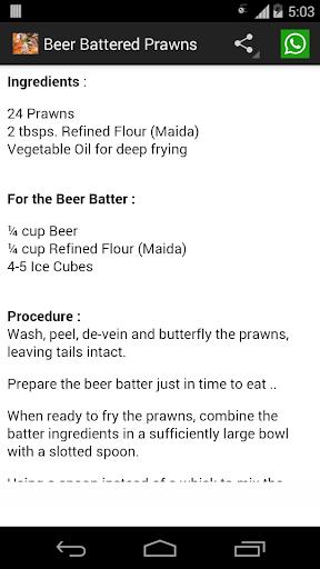 Goan Sea Food Recipe