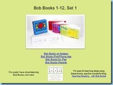 Bob Books Reading PowerPoint