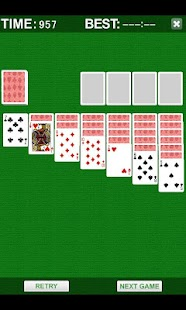 Solitaire Plus- screenshot thumbnail