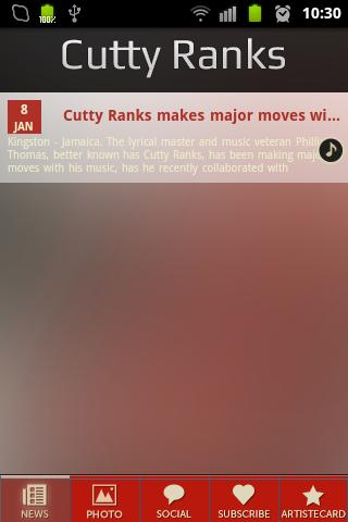 音樂必備APP下載|Cutty Ranks 好玩app不花錢|綠色工廠好玩App