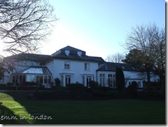 Hawkwell House Hotel - Oxford