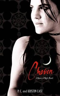Chosen cover House of Night