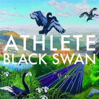 Black Swan Athlete album cover