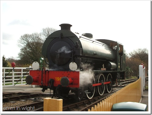 Isle of Wight Steam Railway 03