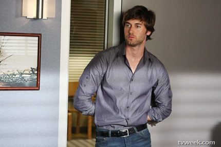 Ryan Matthews [played by Ryan Eggold]