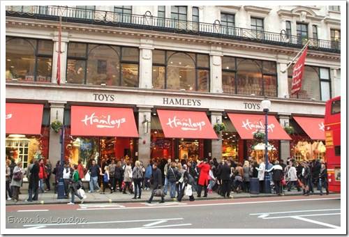 Hamleys Regent Street London