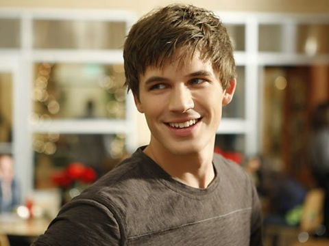 90210 The gorgeous Matt Lanter plays Liam Court