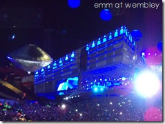 Muse at Wembley (September 11 2010) 07