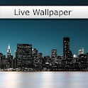 New York Snow Live Wallpaper icon