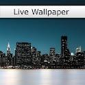 New York Snow Live Wallpaper