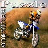 Puzzle Motorcycle Cross 2