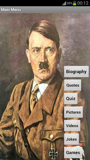 Adolf Hitler Quiz Bio More
