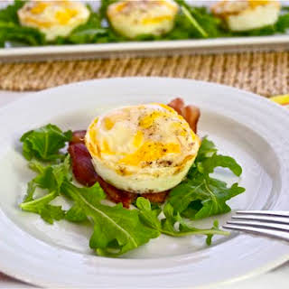 Egg and Bacon Breakfast Cups.
