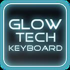 Glow Legacy Tech Keyboard Skin icon